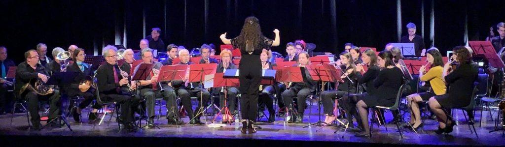 Orchestre d'harmonie à Romans